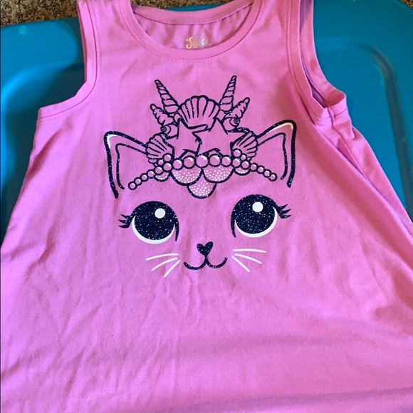 Justice Other - Girls tank top